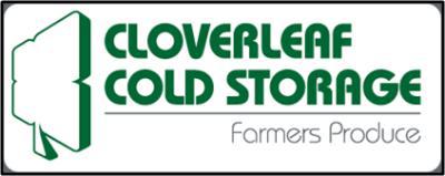 Cloverleaf Cold Storage (Logo)